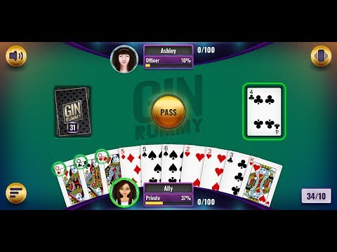 play gin rummy online free against computer no download