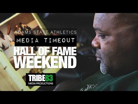 Adams State Athletics Media Timeout | Hall Of Fame Weekend