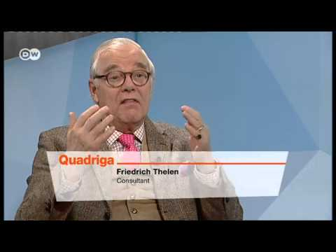 Germany under Pressure: New Deal for Greece? | Quadriga