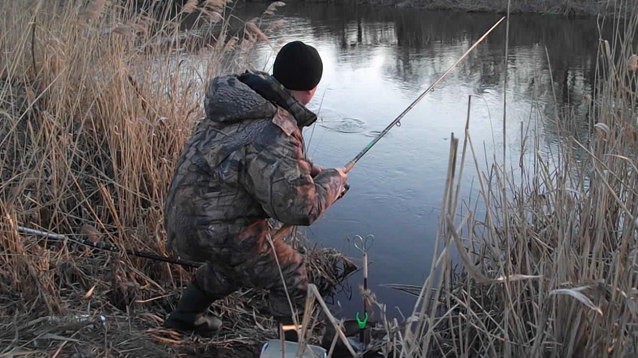 Рыбалка ранней весной видеоролики фото 321-250