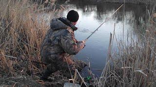 Рыбалка на реке Уды ранней весной, легенды и мифы о реке.