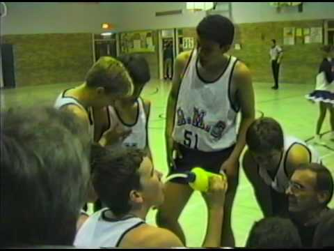 Chad Basketball Middle School