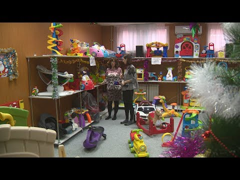 Жительница Волгограда открыла бизнес по прокату детских игрушек