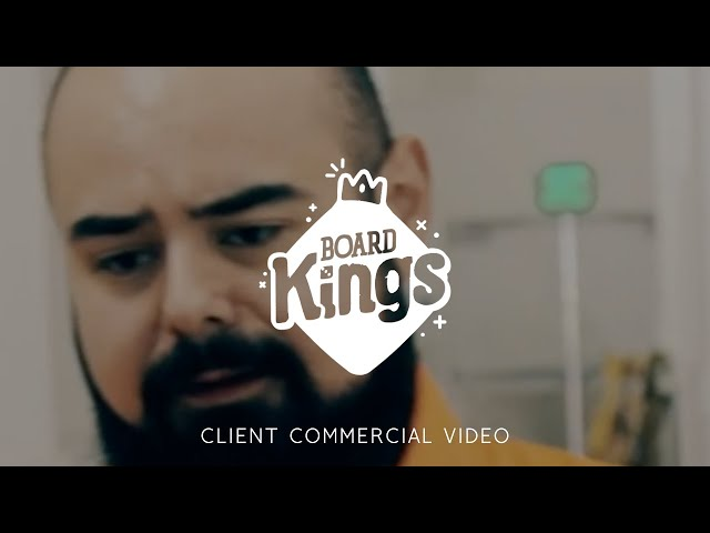 Board Kings Commercial Video - Made by Envy Creative