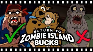 Scooby-Doo: Return To Zombie Island Ruins Your Childhood