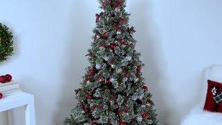 Class Silver Bells Christmas Tree- Martha Stewart