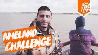 EILAND CHALLENGE met TOUZANI! – AMELAND