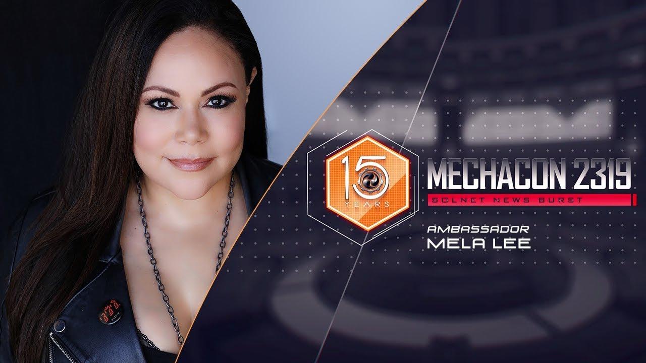 Mela Lee