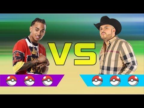 OZUNA Vs EL KOMANDER Ft. Nacho QuePario! | Batalla Pokemon 05
