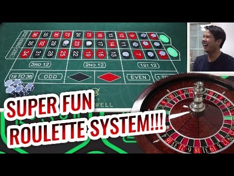 Hat Trick Roulette System - Best For FAST WINS!?!