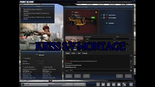 Kriss S.V Montage . Point Blank Turkey