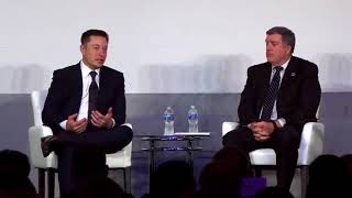 Elon Musk talks about the school he started    Ad Astra