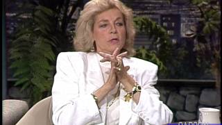 lauren bacall talks about being on the set of the african queen sept 1987