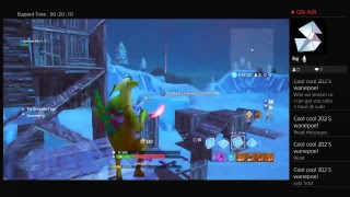Fortnite ps4 game play #32