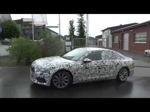 2019 Audi A6 Tested in Germany