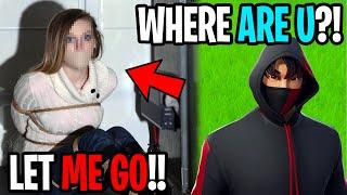 His Little Sister Got Kidnapped..(Fortnite)