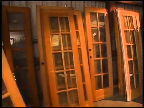 Shopping the Architectural Salvage Yard YouTube