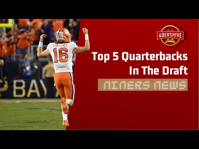 The Best QB in the 2021 NFL Draft