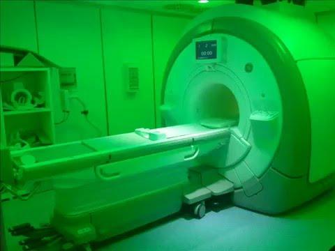 Cromoterapia in Risonanza Magnetica