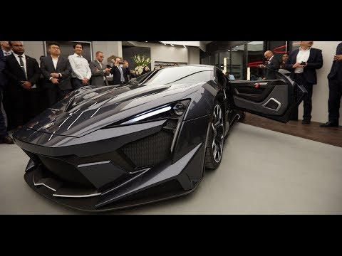 W Motors Gallery – The Wolf's Den in Dubai