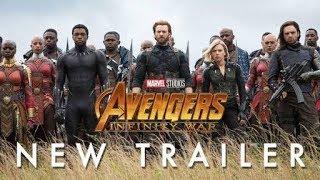 Avengers: Infinity War Trailer #2 - Türkçe Dublaj
