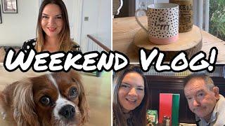 Weekend Vlog | Dad Jokes | Wedding Plans | Bargain Dress | Kate McCabe