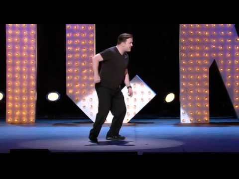 Ricky Gervais: Swimming Elephants (czech)