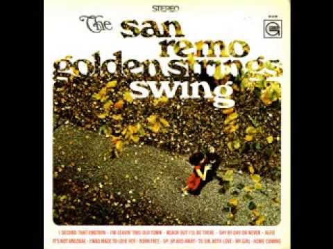 The San Remo Golden Strings - My Girl