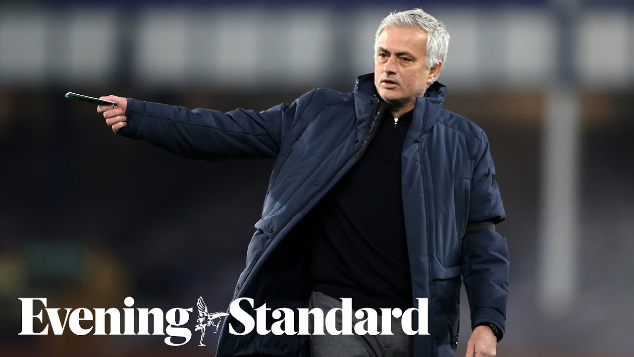 Mourinho fired by Tottenham 6 days before cup final
