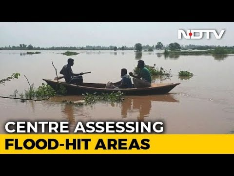Worst Floods In Punjab In 30 Years, Centre To Send Team To Assess Damage