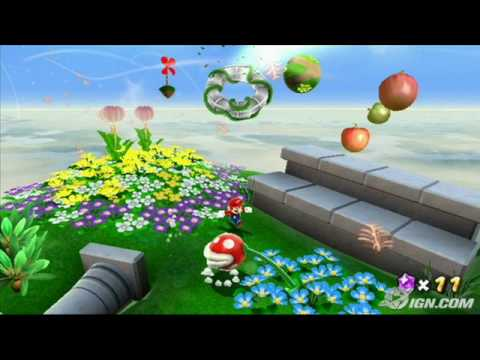 Super Mario Galaxy Gusty Garden Rock Remix + MP3