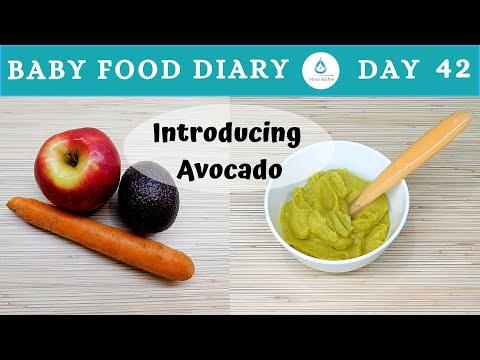 Avocado Recipe For Baby
