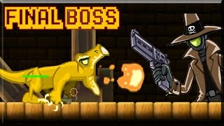 GunBot Final Boss GamePlay Walkthrough HD