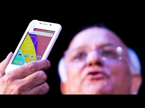 Indian Company Launches $4 Smartphone