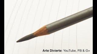 Tips para dibujar mejor en 7 minutos - Cómo agarrar el lápiz como un maestro