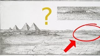 Old GIZA Drawings Reveal