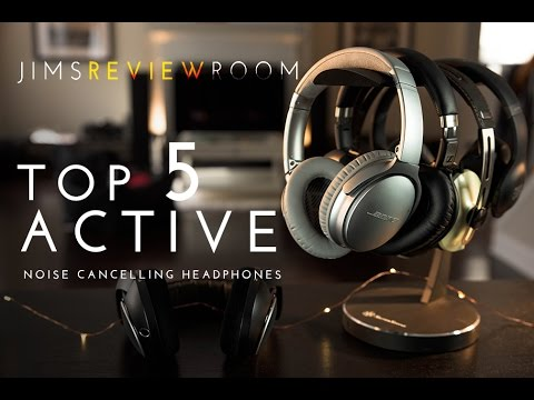 Thumbnail: Top 5 BEST Wireless Active Noise Cancelling Headphones !