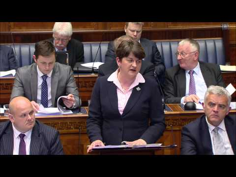 Question Time: Enterprise, Trade and Investment Monday 11 May 2015