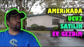 Amerika'da Satılık Ucuz Ev Gezdim! Bölüm 2