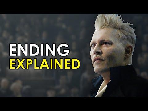 Fantastic Beasts 2: The Crimes Of Grindelwald Ending Explained