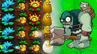 Игра Растения Против Зомби - Flower Zombie War от Flavios - Plants vs zombies 8