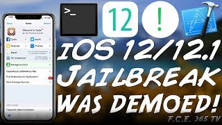 "NEW iOS 12.1 / 12.0.1 JAILBREAK ACHIEVED BY ELECTRA DEV ""UMANGHERE"""