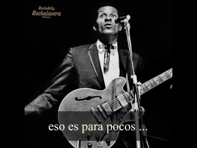 Rockalavera: Leyenda: Chuck Berry