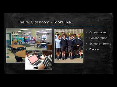 The New Zealand School System