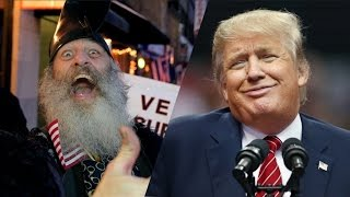 Vermin Supreme Says He 'Paved The Way For Donald Trump' - Newsy