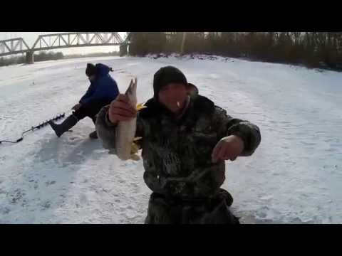 первый лед река чулым