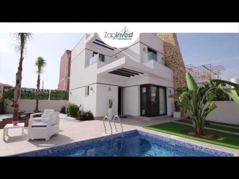 Magnifique villa 3 chambre - Villamartin - Costa blanca