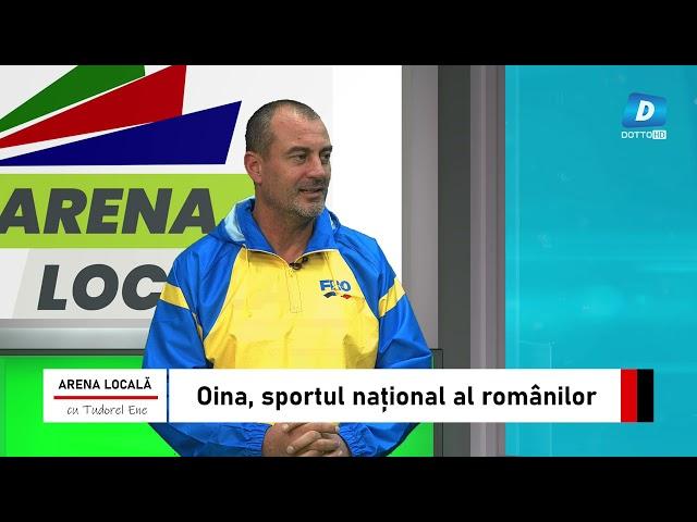 ARENA LOCALĂ - invitat Nicolae Dobre | 08 Octombrie 2021