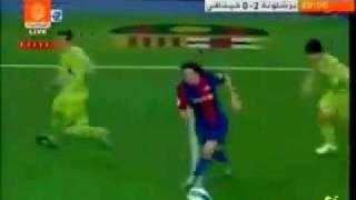 Lionel Messi Vs Getafe
