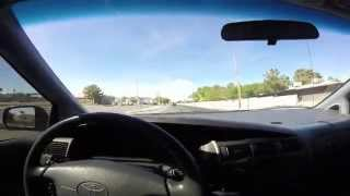 2000 toyota sienna test drive